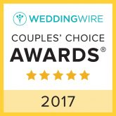 Couples Choice Wedding Wire Award - Music Machine DJ